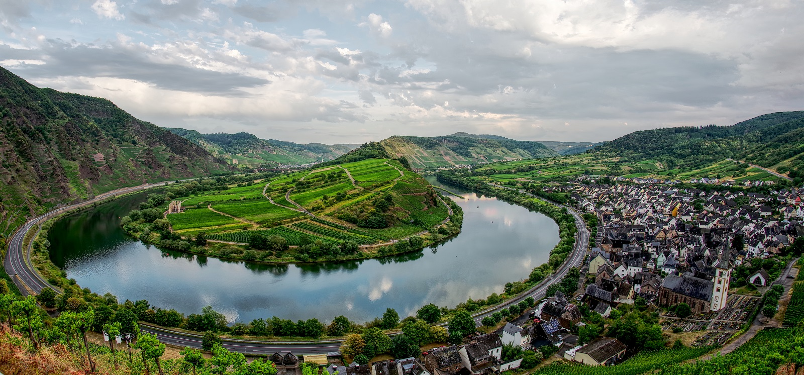 Mosel Look Calmont Bremm